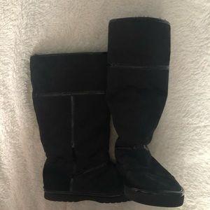 Coach Shoes - Black Coach Winter Boots